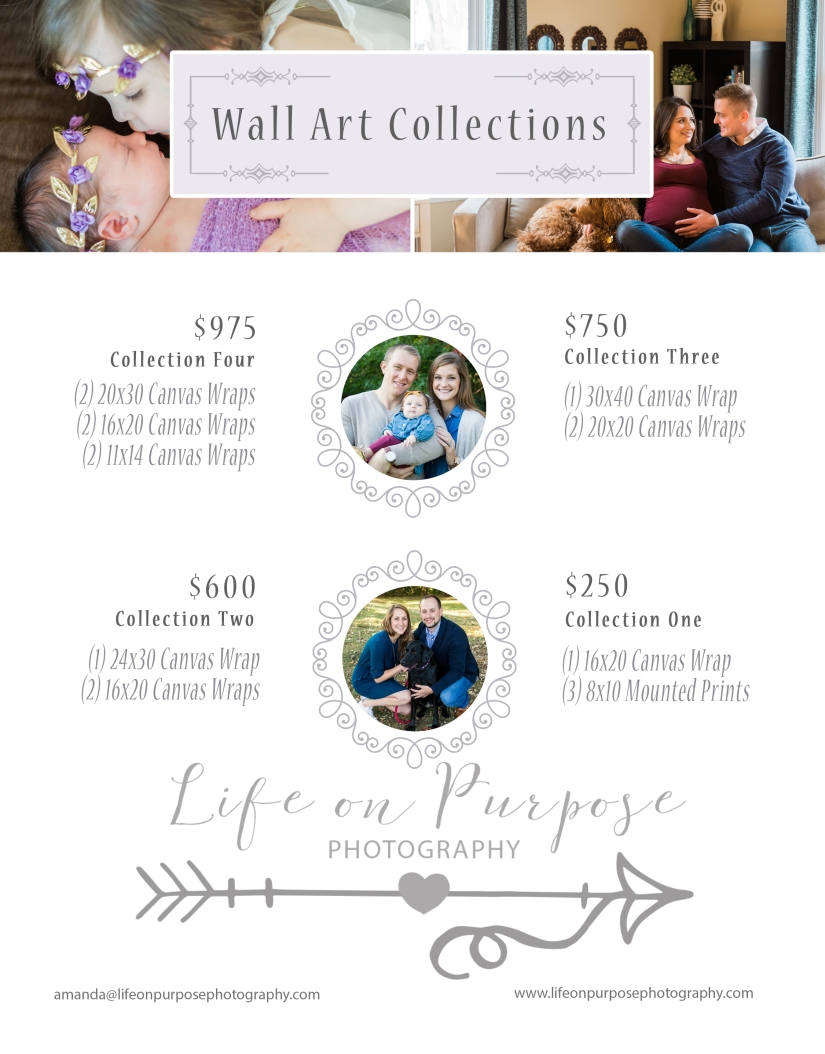 Wall Art Collection Pricing